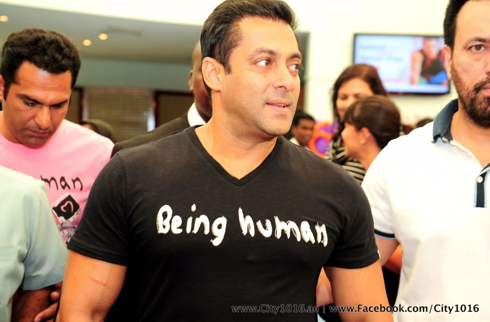 Salman Khan - Being Human