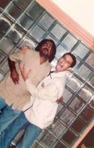 Rohit Jayakaran and Darius Sunawala at Radio City 91 FM