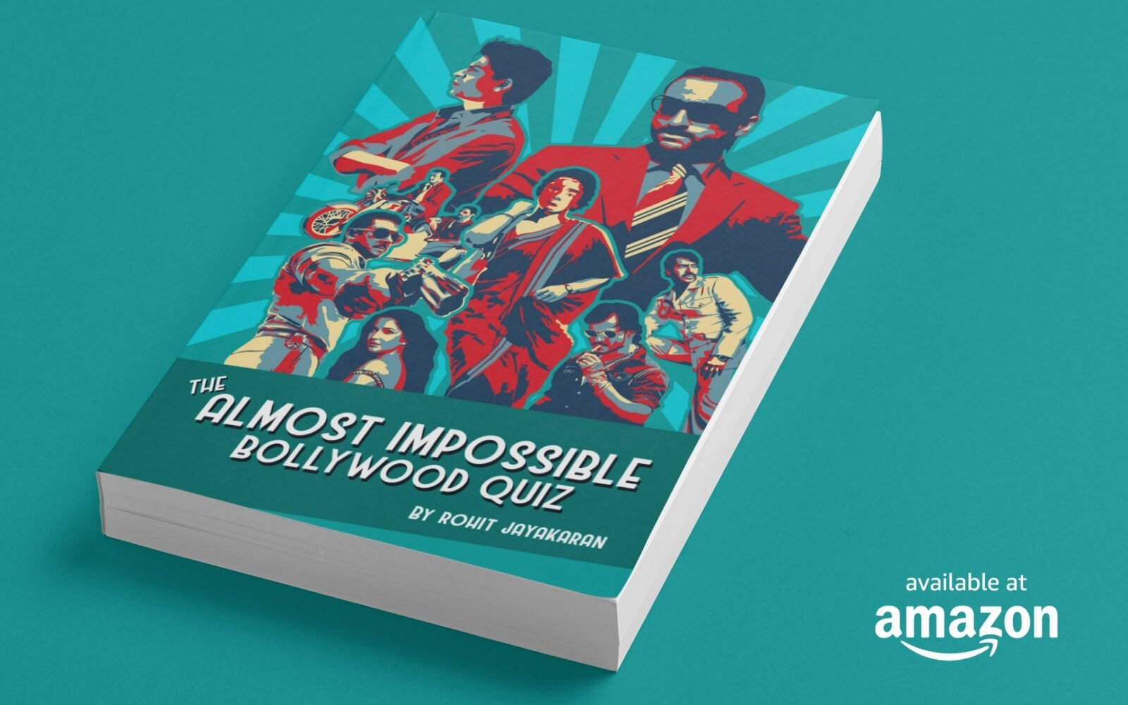 The Almost Impossible Bollywood Quiz - Rohit Jayakaran
