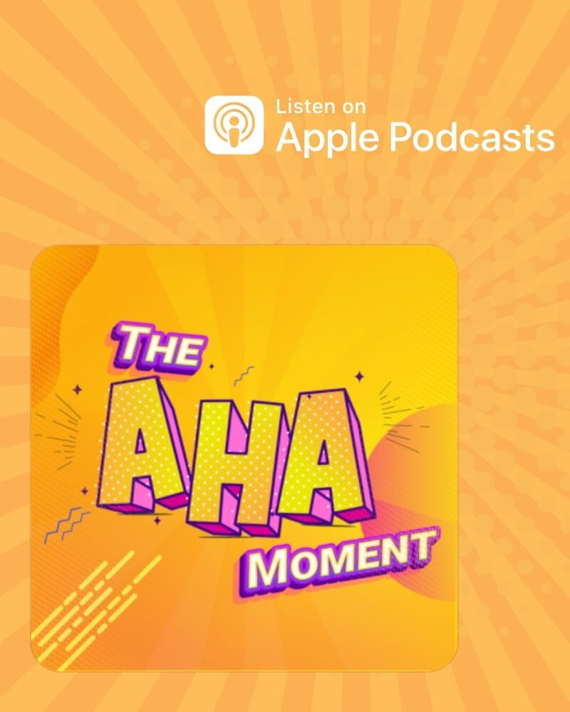 The Aha Moment with Rohit Jayakaran and Moiz Sitabkhan